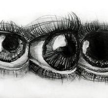 Eyeline by celloismistic
