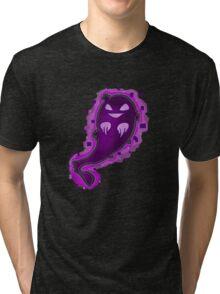 Lavender Town Ghost Tri-blend T-Shirt