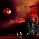 Eclipse on Piridian 3 by Nadya Johnson