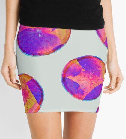 The Kinetic Path #redbubble Mini Skirt