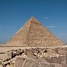 The Great Pyramid by Chris Vincent