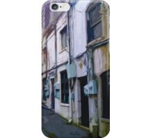 Historic Alley iPhone Case/Skin