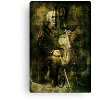 Music Time Canvas Print