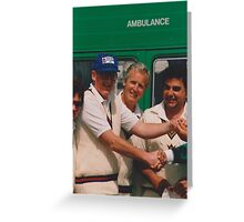 Lords Taverners Greeting Card