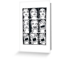 Ghost Stories Greeting Card