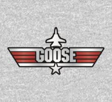 Top Gun Goose (with Tomcat) One Piece - Long Sleeve