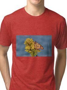 Monarch Migration  Tri-blend T-Shirt