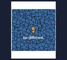 be different Kids Tee
