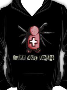 Swiss Army Breaks One T-Shirt