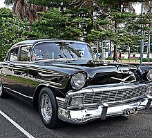 1956 Chev by odarkeone