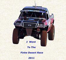 Finke Desert Race Hoodie