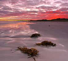 Daybreaking, Long Beach, Robe, SA by richard02162003