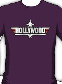 Top Gun Hollywood (with Tomcat) T-Shirt