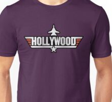 Top Gun Hollywood (with Tomcat) Unisex T-Shirt