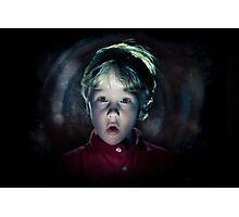 SCI - FI Cinematic Sacha  Photographic Print