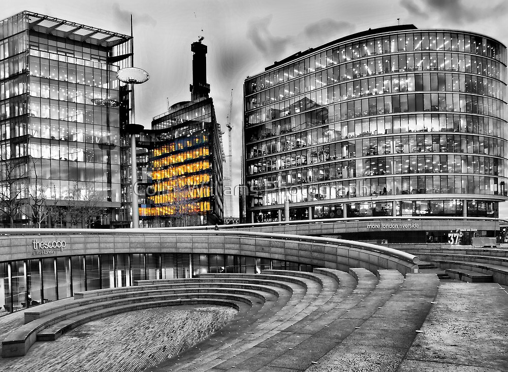 The Scoop And Beyond - HDR by Colin  Williams Photography