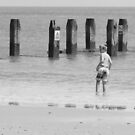 By the Sea at Lowerstoft, Norfolk by MichelleRees
