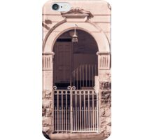 STONE-WASHED ARCH iPhone Case/Skin