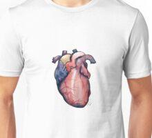 Watercolour Heart Unisex T-Shirt