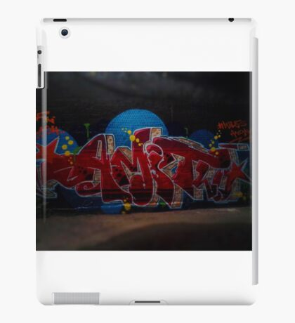 Tag Bomb iPad Case/Skin
