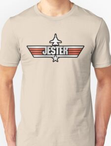 Top Gun Jester (with Tomcat) T-Shirt