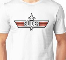 Top Gun Slider (with Tomcat) Unisex T-Shirt