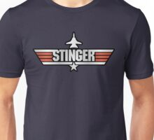 Top Gun Stinger (with Tomcat) Unisex T-Shirt