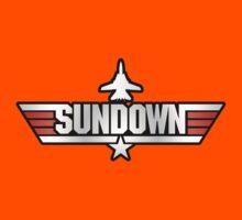 Top Gun Sundown (with Tomcat) by TGIGreeny