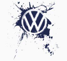 VW Volkswagen Logo Kids Clothes