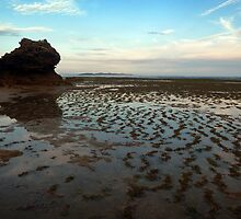 Point Lonsdale overlooking Point Nepean by ShineArt