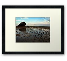 Point Lonsdale overlooking Point Nepean Framed Print