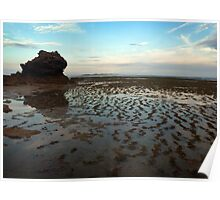 Point Lonsdale overlooking Point Nepean Poster