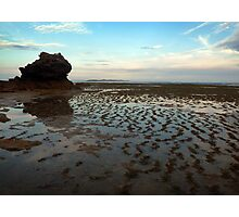 Point Lonsdale overlooking Point Nepean Photographic Print