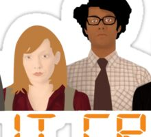 The IT Crowd Sticker