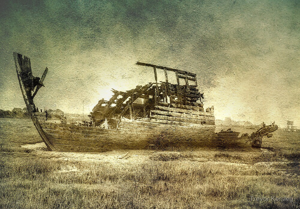 Abandoned by Trevor Kersley
