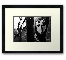 URBAN DECOR Framed Print