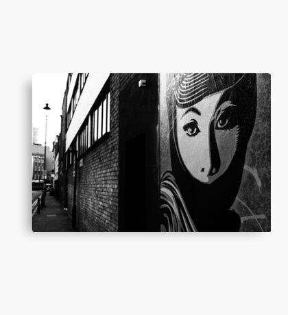 URBAN DECOR Canvas Print