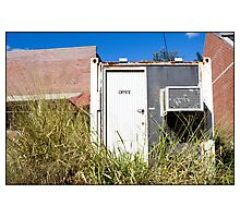 The Office, Greenslopes, Queensland, Australia Photographic Print