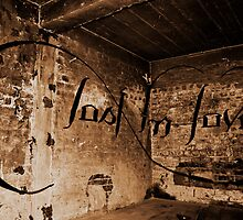Talking Walls And Enlightened Bricks by Shaun Colin Bell