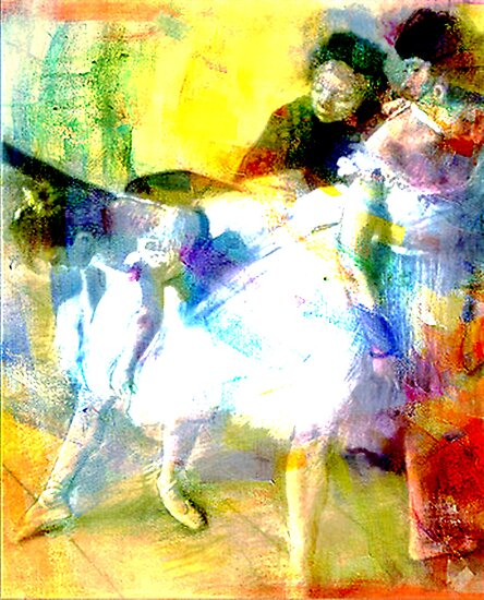 DEDICATION ~ DEGAS by Tammera