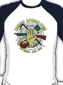 Zombie Apocalypse - I'm ready. Are you? T-Shirt