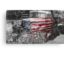 All American Classic Canvas Print
