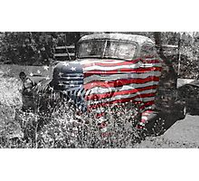 All American Classic Photographic Print