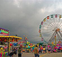 Fair Fun In The Ozarks by Herb Spickard