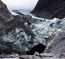 Franz Joseph glacier #2 by EblePhilippe