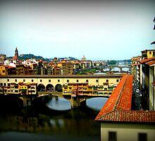Florence Italy by Sandy Prenzi