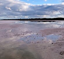 110619 Turquoise Coast Salt flats by Jaxybelle