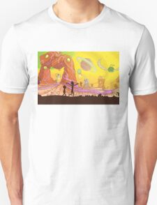Rick and Morty-- landscape T-Shirt
