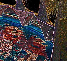 Victoria Fountain by David J. Hudson