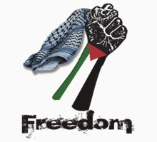 PALESTINE FREEDOM by Yago
